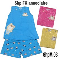 Babydoll Anneclaire SHPM-03 (Distributor)