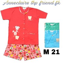 Babydoll Anneclaire THP M-21 (Distributor)