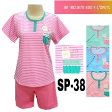 Babydoll Anneclaire thp sport SP 38