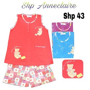 Babydoll Anneclaire SHP 43
