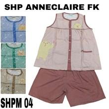 Babydoll Anneclaire pendek fk SHPM 04