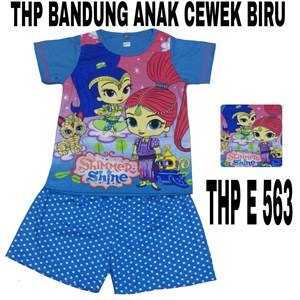 Bandung children's clothing HP E 563 blue uk 8-12