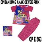 Babydoll Bandung CP E 563 pink cewek uk 4-6 1