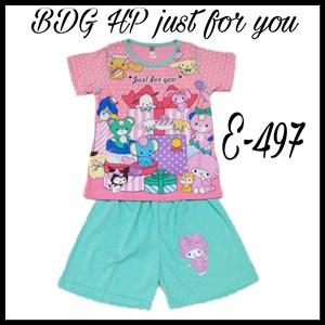 Babydoll Bandung HP E 497