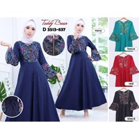 Gamis teddy bear 3513-837 (Distributor)