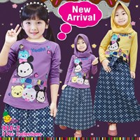 Muslim suit Little Pineapple 910-2 skirt (uk 2-12)