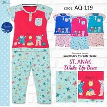 setelan baju tidur anak forever AQ 119
