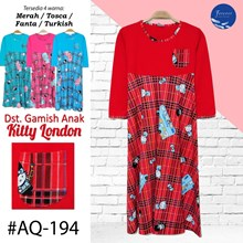 gamis anak forever AQ 194