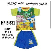 Baju anak Bandung HP E 531 cowok 14-18 1