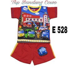 Babydoll Bandung HP E 528 cowok 8-12