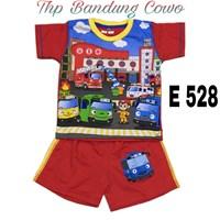 baju anak Bandung HP E 528 cowok 14-18