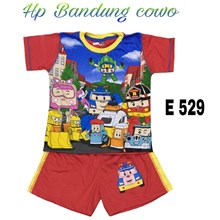 Babydoll Bandung HP E 529 cowok 8-12