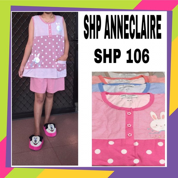 Baju tidur Anneclaire SHP 106