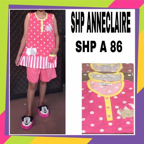Anneclaire nightgown SHP A 86