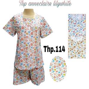 Baju tidur Anneclaire thp 114