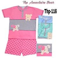 Baju tidur Anneclaire thp 116 1