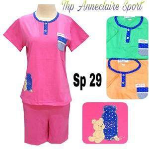 Baju tidur Anneclaire sp 29