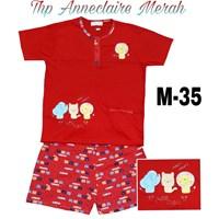 Baju tidur Anneclaire thp m 35 1