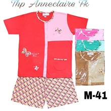Baju tidur Anneclaire thp m 41