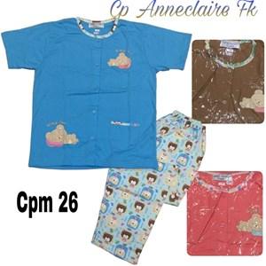 Baju tidur Anneclaire cpm 26