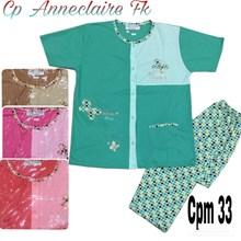 Baju tidur Anneclaire cpm 33