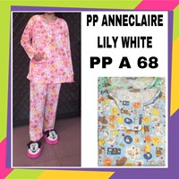 Babydoll Anneclaire lily white PP A 68