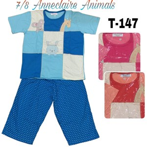 Babydoll 3/4  Anneclaire T 147