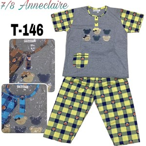 Babydoll 3/4 Anneclaire T 146