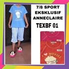 Baju tidur 7/8 sport exclusif anneclaire TEXBF 01 1
