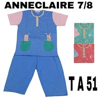 Babydoll 7/8 Anneclaire T A 51 1