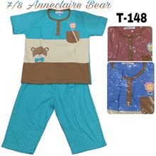 Babydoll 7/8 Anneclaire T 148
