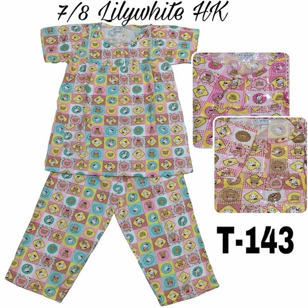Babydoll 7/8 Anneclaire T 143