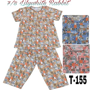 Babydoll 7/8 Anneclaire T 155