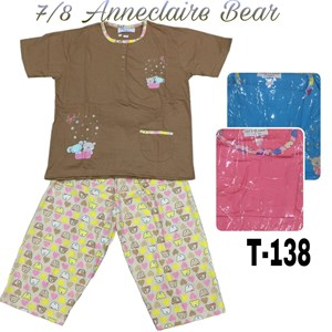 Babydoll 7/8 Anneclaire T 138