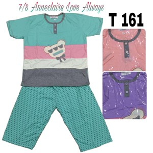 Babydoll 7/8 Anneclaire T 161
