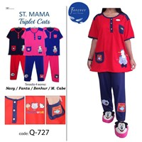 Jual babydoll forever  ST Mamasize Q-727