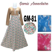 gamis anneclaire PJG GM-81