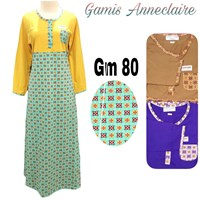 Gamis anneclaire PJG GM-80 1