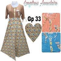 gamis longdress anneclaire GP-33