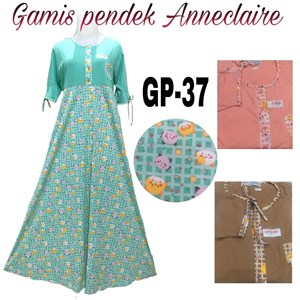 Gamis longdress anneclaire GP-37