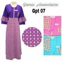 Jual gamis anneclaire GPT 07