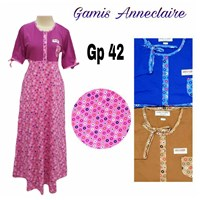 Gamis anneclaire GP 42 1