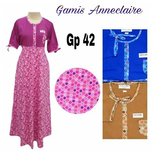 Gamis anneclaire GP 42