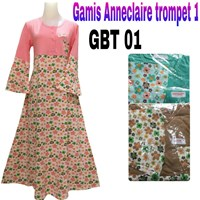 Gamis anneclaire GBT 01 1