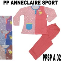 Bebydoll anneclaire sport panjang PPSP A02