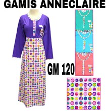 Gamis anneclaire GM 120