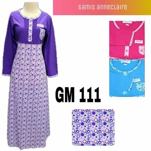 Gamis anneclaire GM 111