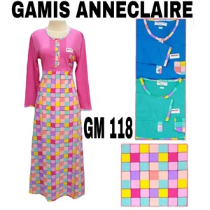 Gamis anneclaire GM 118