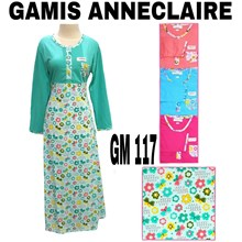 Gamis anneclaire GM 117