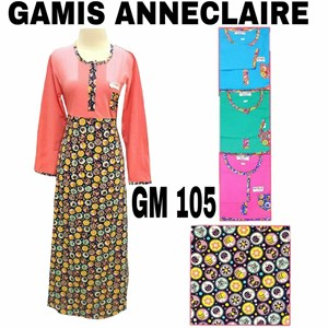 Gamis anneclaire GM 105